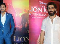 lion king india screening