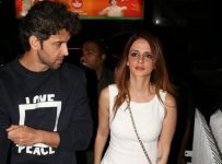 Sussanne moves in with Hrithik