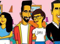 Bollywood Simpsons
