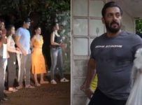 Salman Helps Villagers
