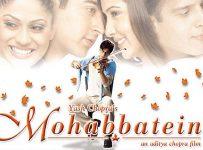 20 years of Mohabbatein