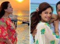 Dia Mirza Pregnant
