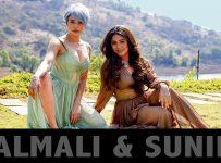 Sunidhi and Shalmali Icon