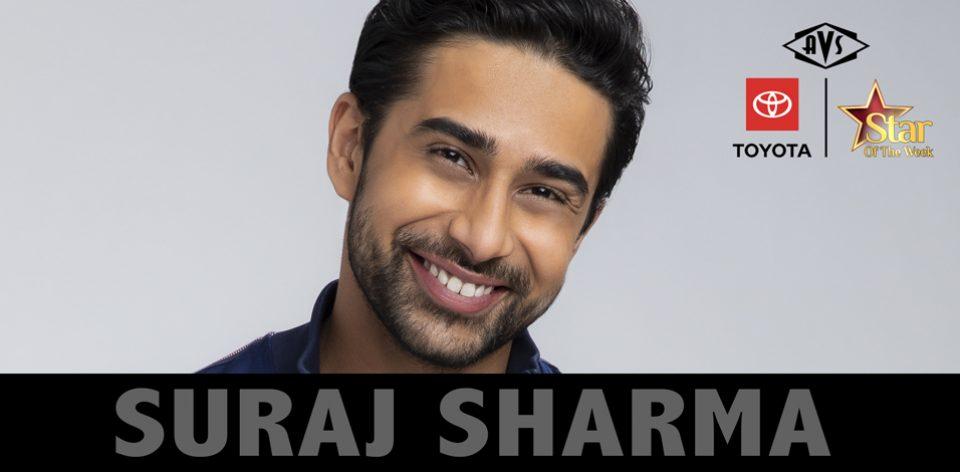 Suraj Sharma Icon