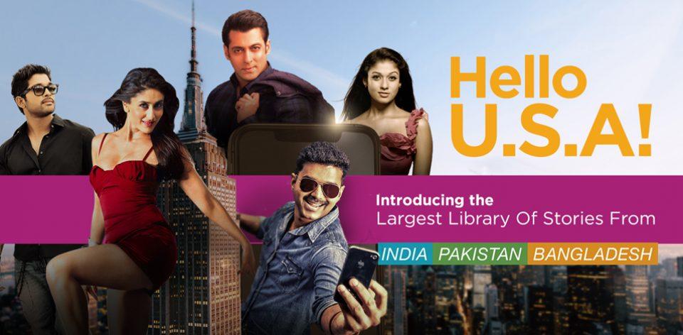Zee5 USA Launch